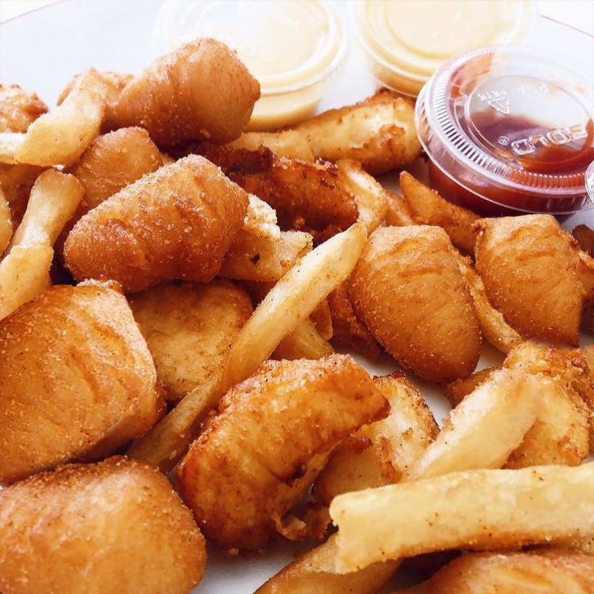 Garden Catering - Potato Cones & French Fries for 6