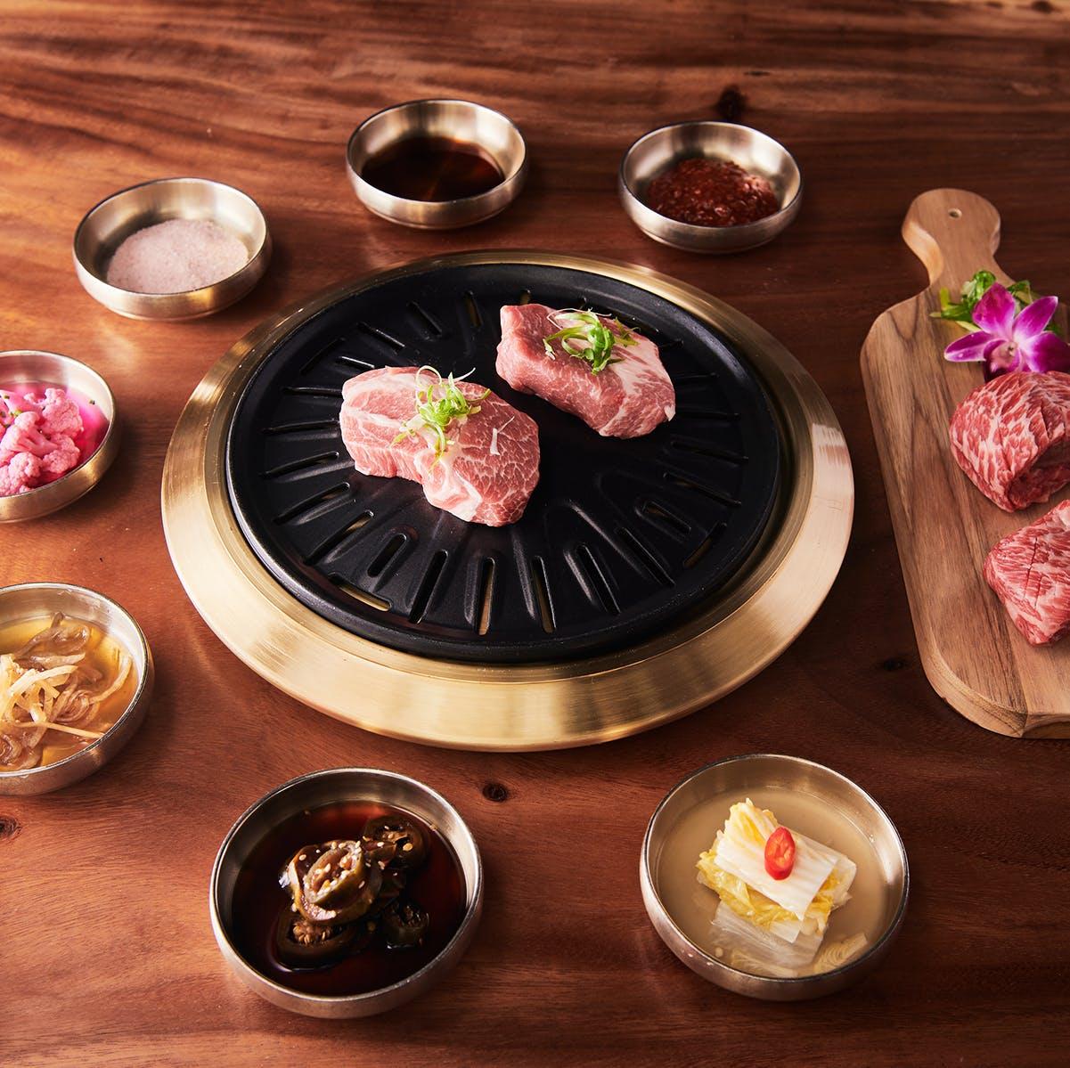 Samwon Garden Korean BBQ - Korean BBQ Galbi Best Sellers for 4-6