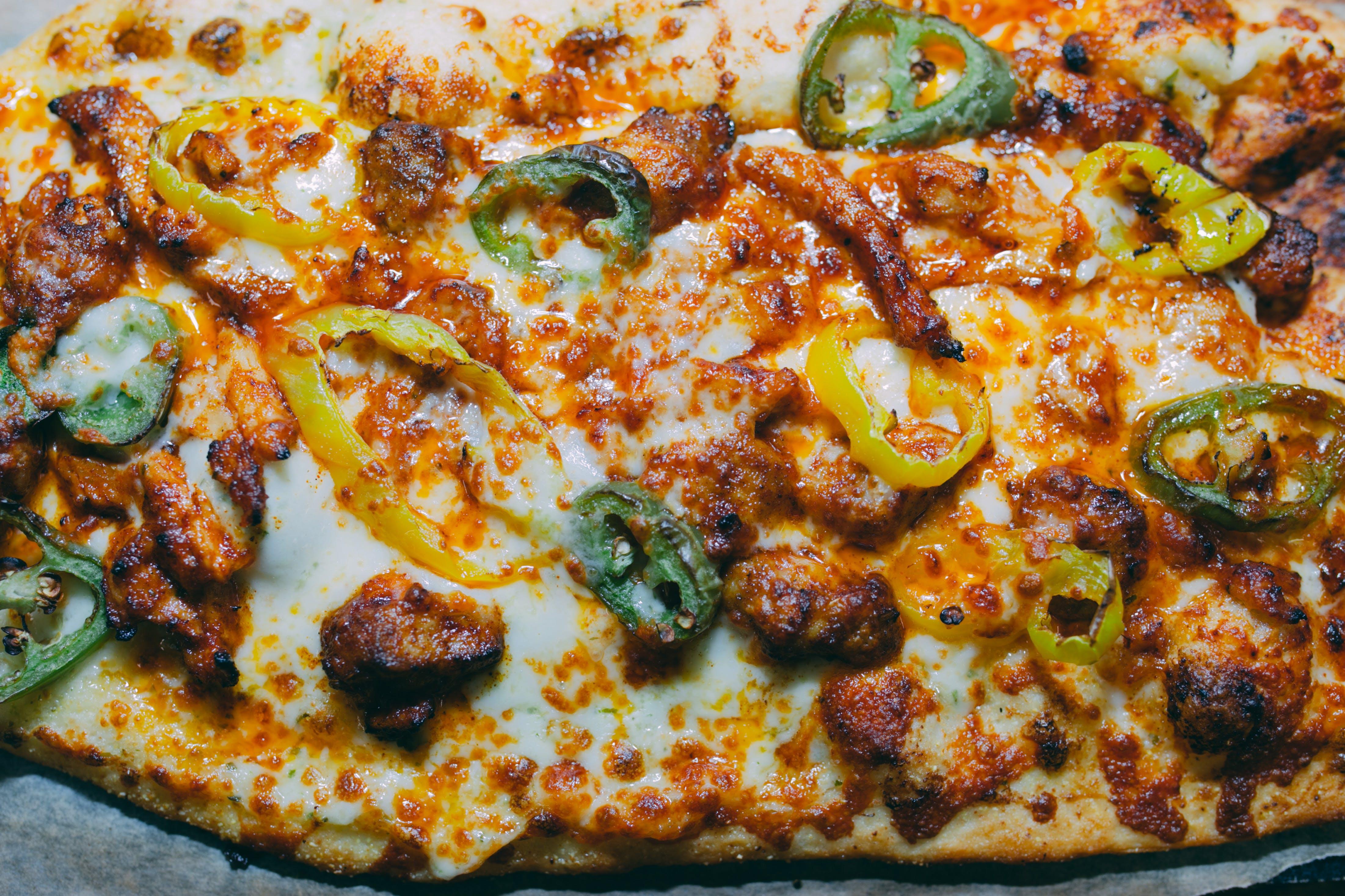 Slim & Husky's - Nashville Hot Chicken Pizza - 4 Pack