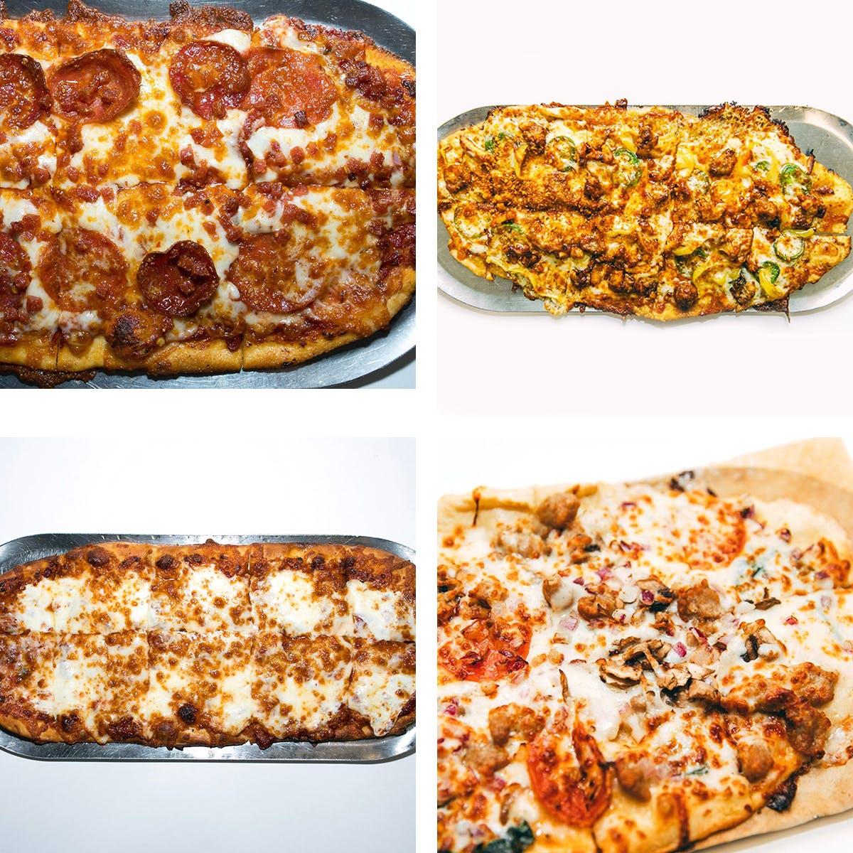 Slim & Husky's - Pizza Best Sellers - 4 Pack