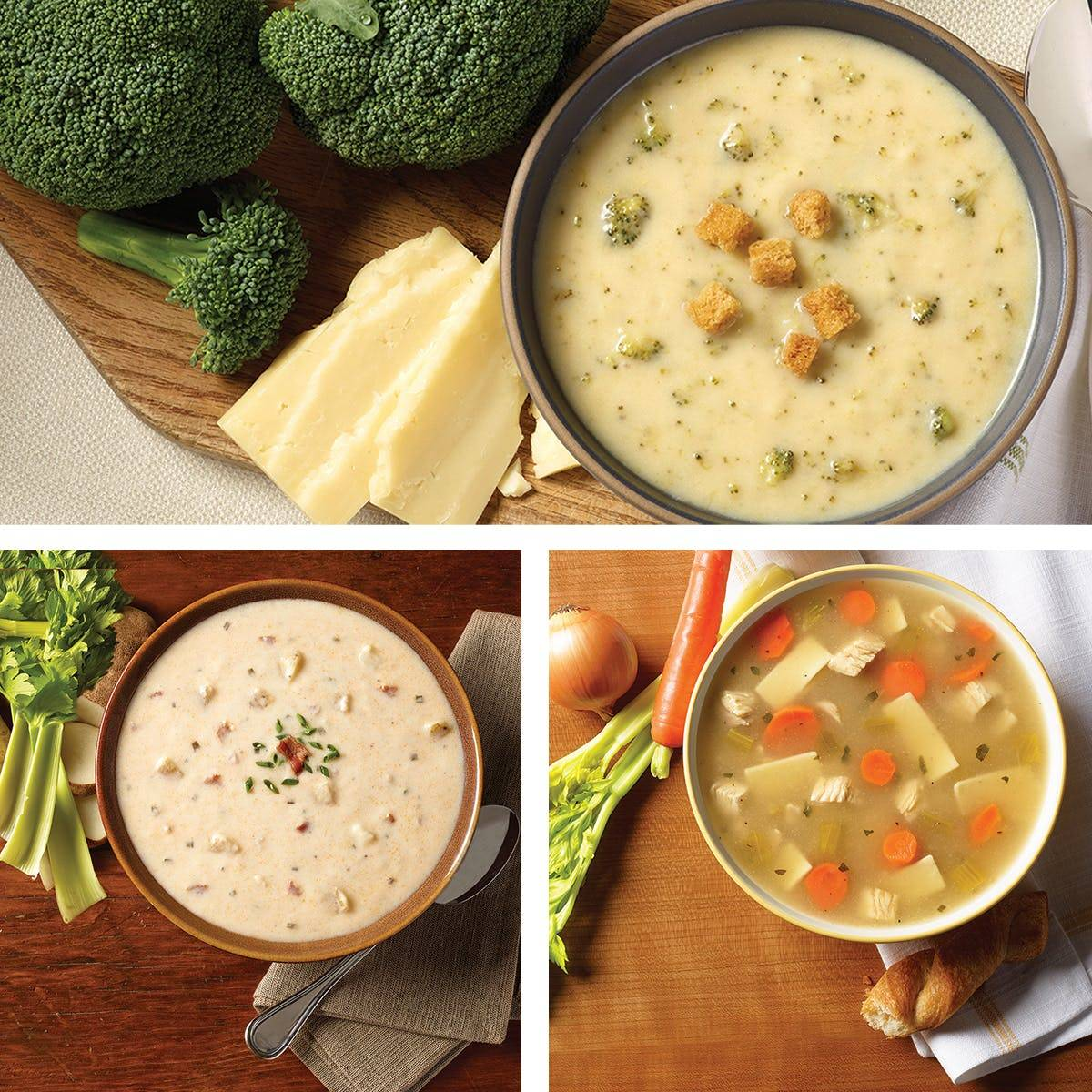 Blount's Family Kitchen Soups - Soup - Choose Your Own: BUY 3 GET 3 FREE