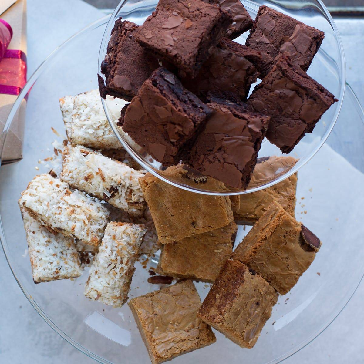 Evelyn's Kitchen - Brownie Bars - Choose Your Own 12 Pack