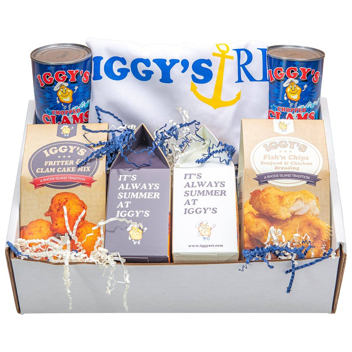 Iggy's - The Ultimate Fish & Clam Cake Fritter Kit