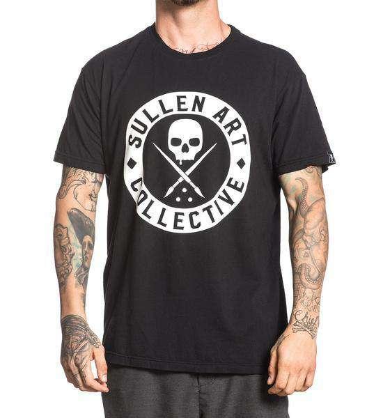 Sullen Clothing, LLC BOH Solid Tee, BLACK / XL
