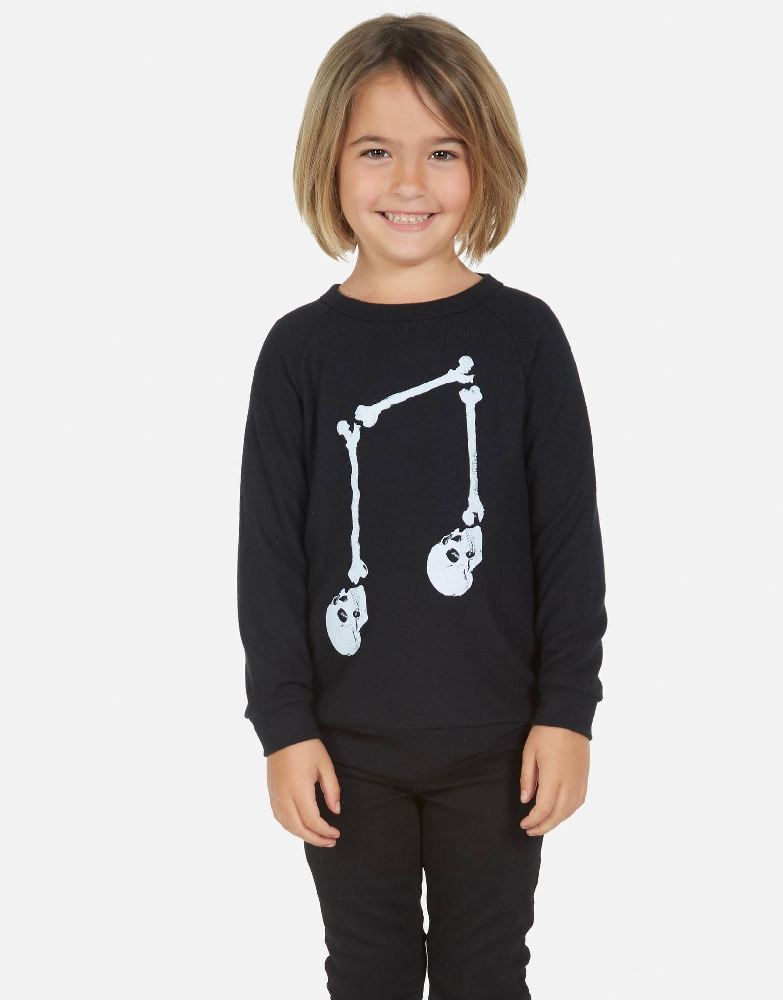 Lauren Moshi Kids Rocky Music Is Life - 4 Jet Black