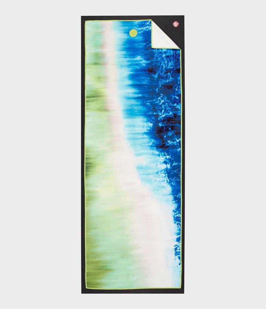 "Manduka yogitoes® yoga towel Coastal Scape / Standard 68"" (172cm)"