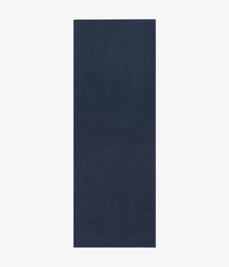 "Manduka eQua® Mat Towel Midnight (Blue) / Standard 72"" (182cm)"