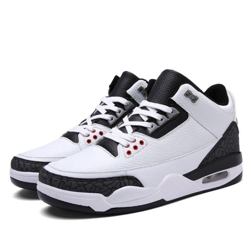 Air Cushion Sport  Shoes02460white9.5