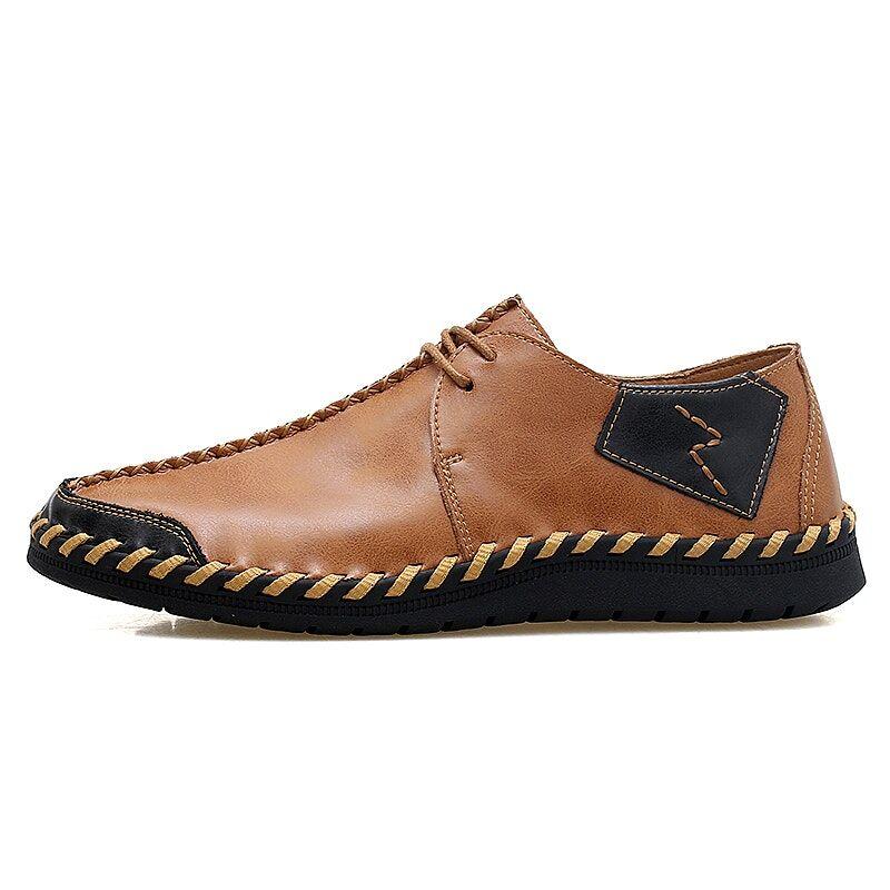 Walking Shoes02464brown7.5