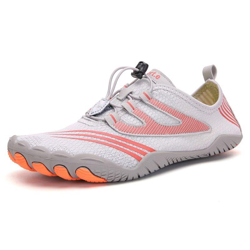 Women's Spring/Summer Non-slip Breathable Mesh Beach Shoes02690grey5.5