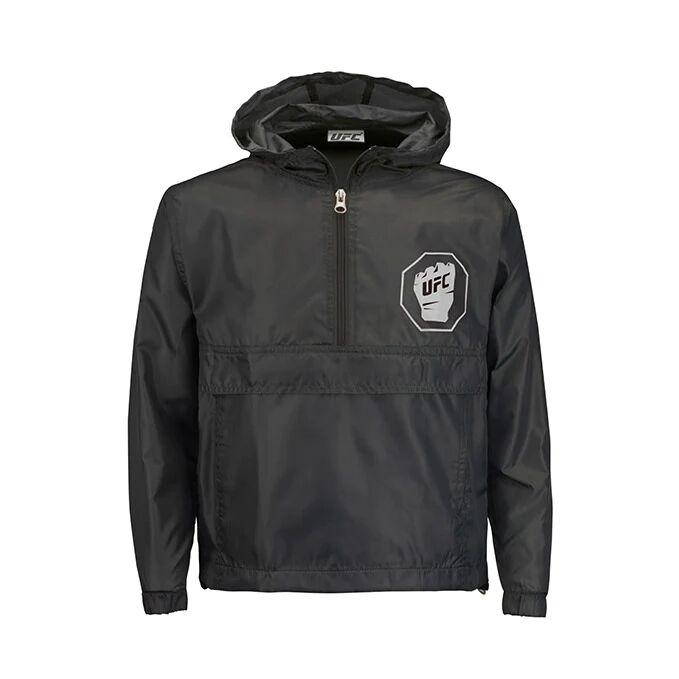 UFC Kids' Packable Jacket - Black