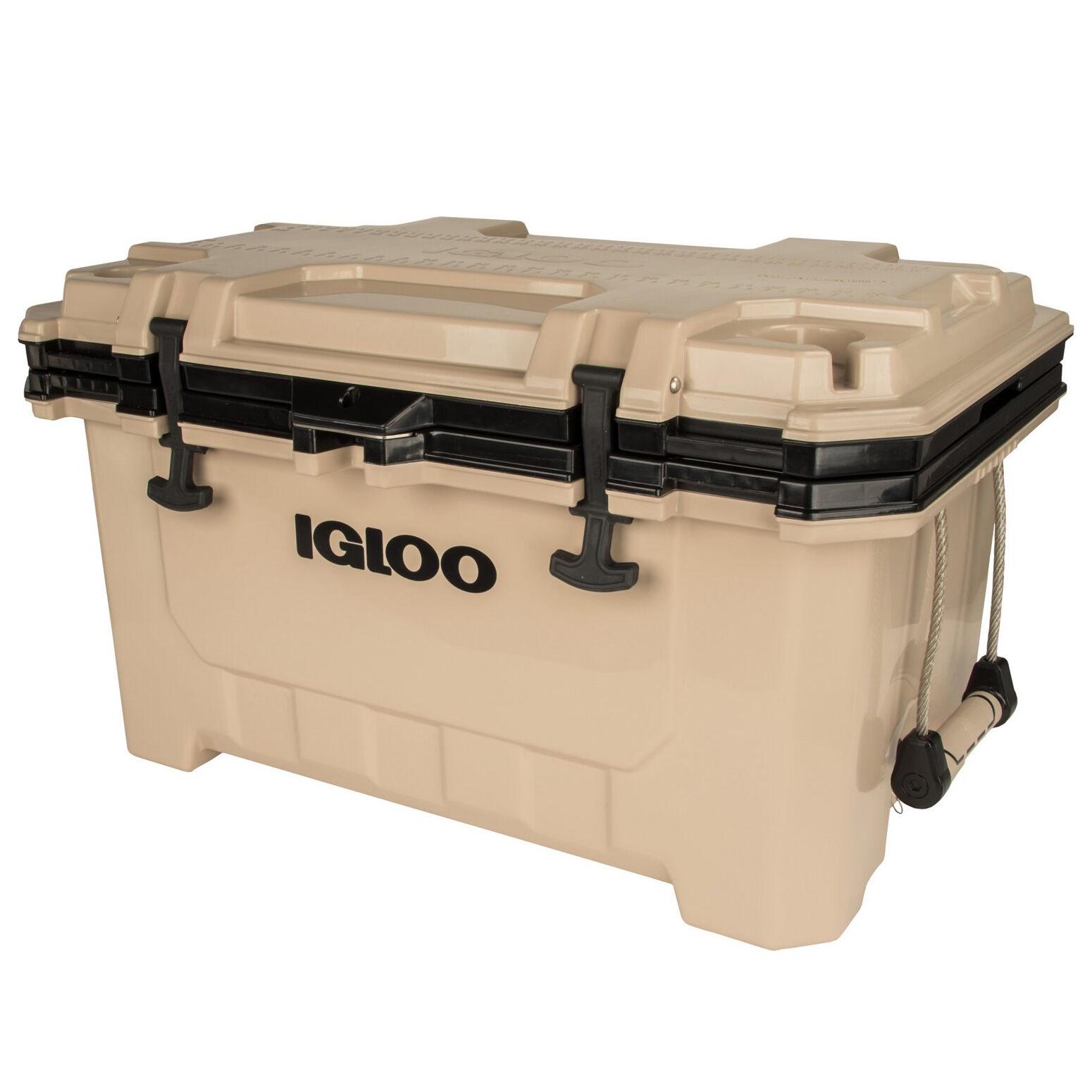 Igloo IMX 70-Qt. Cooler, Tan