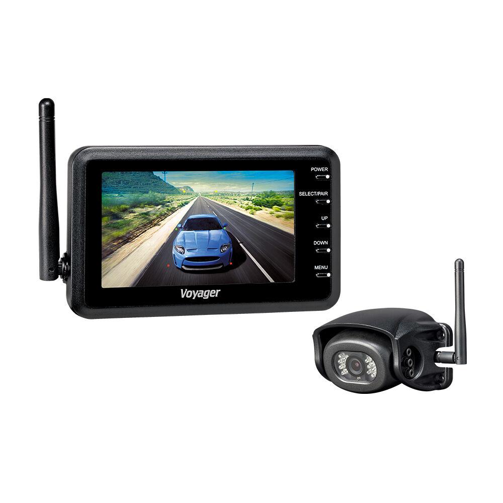 ASA Electronics Voyager® WVHS43 Digital Prewire Camera System