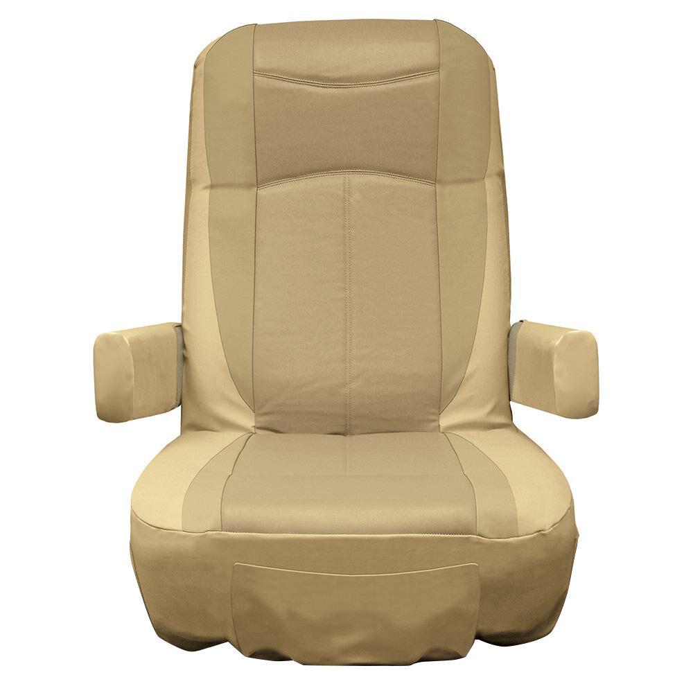 RV Designer Grip Fit Universal RV Seat Covers, Set of 2