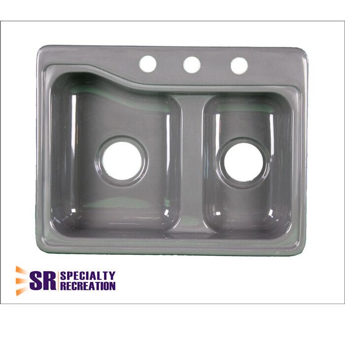 Specialty Recreation Inc Kitchen Sink, Grey
