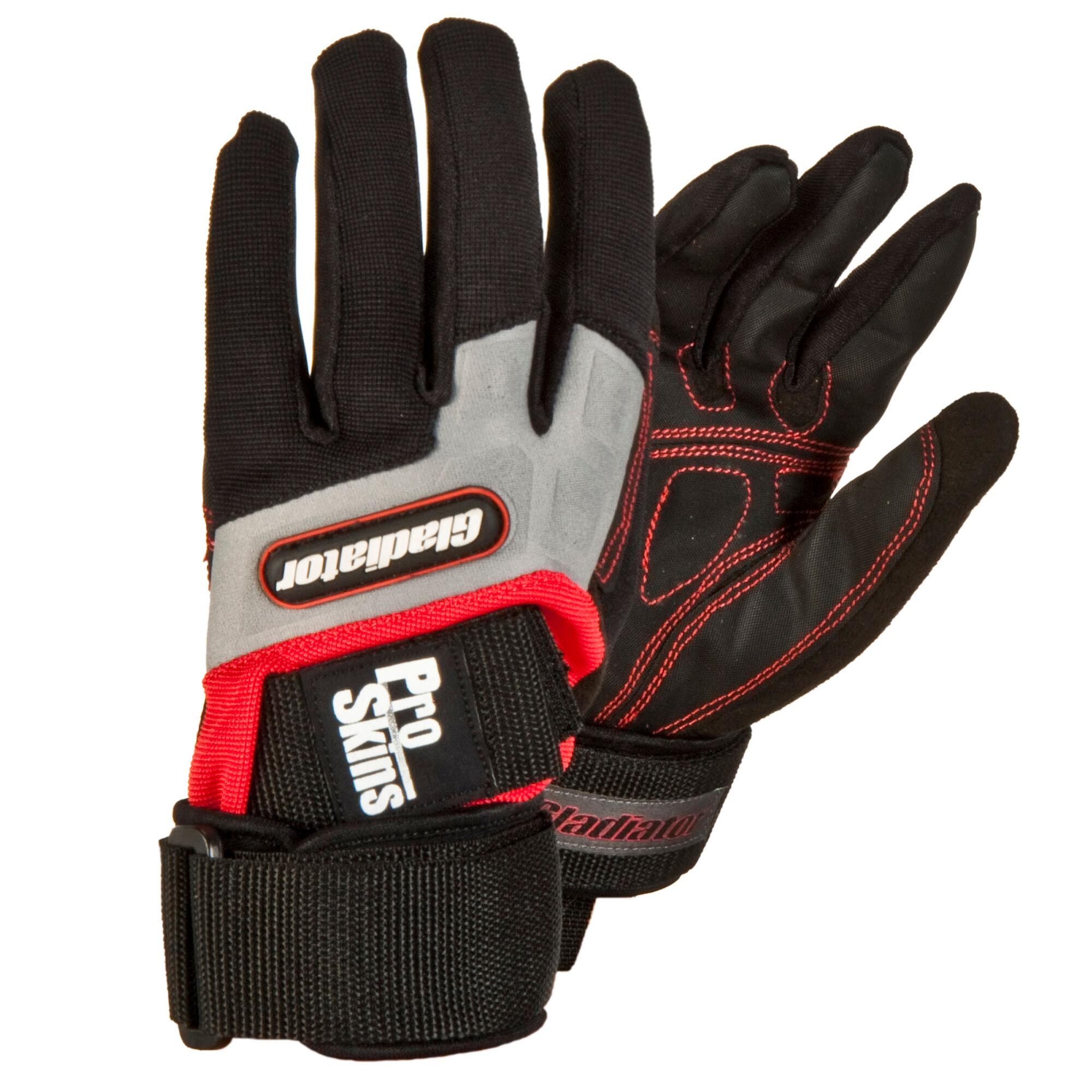 Gladiator Pro Skins Full-Finger Waterski Glove