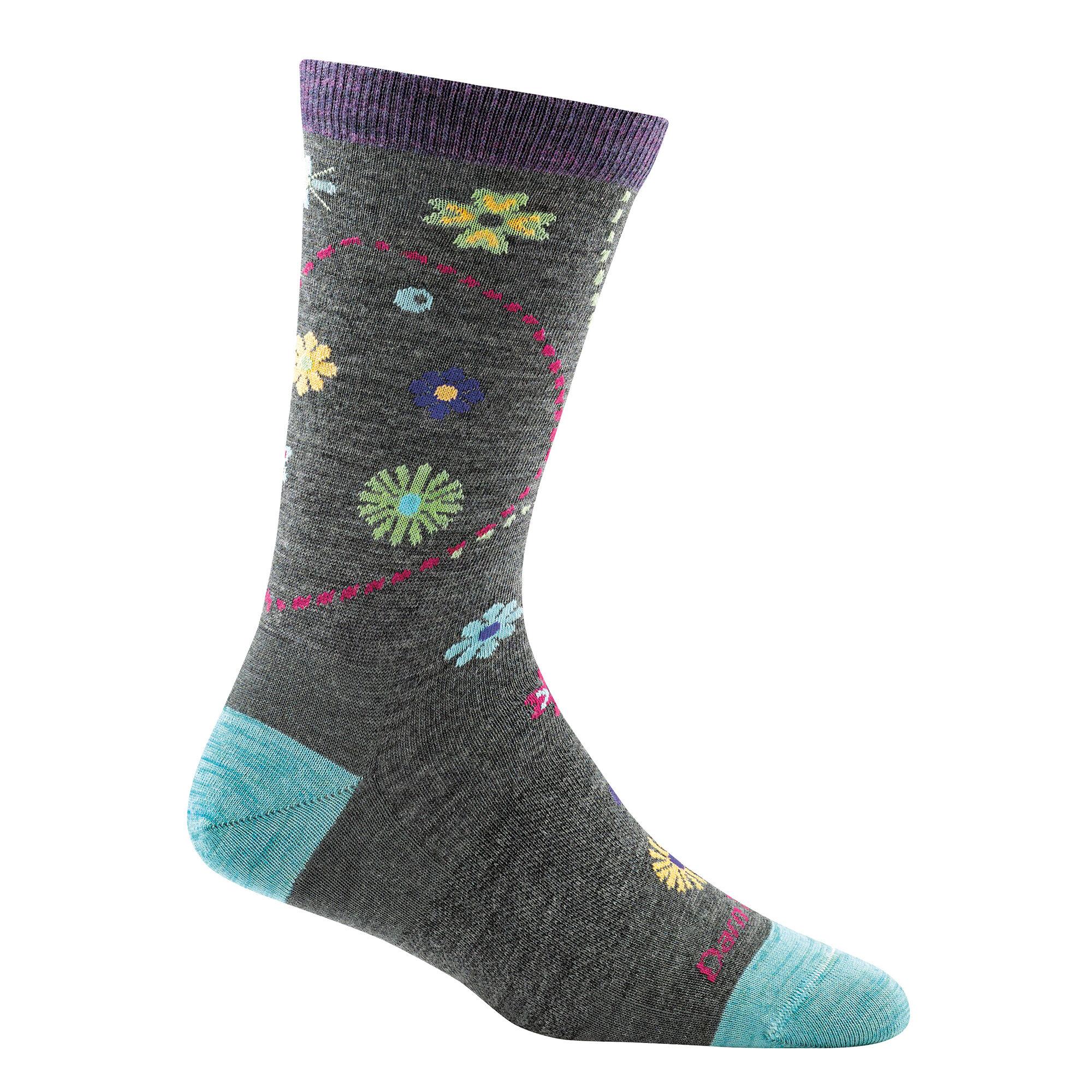 Darn Tough Sock Darn Tough Women's Garden Crew Sock
