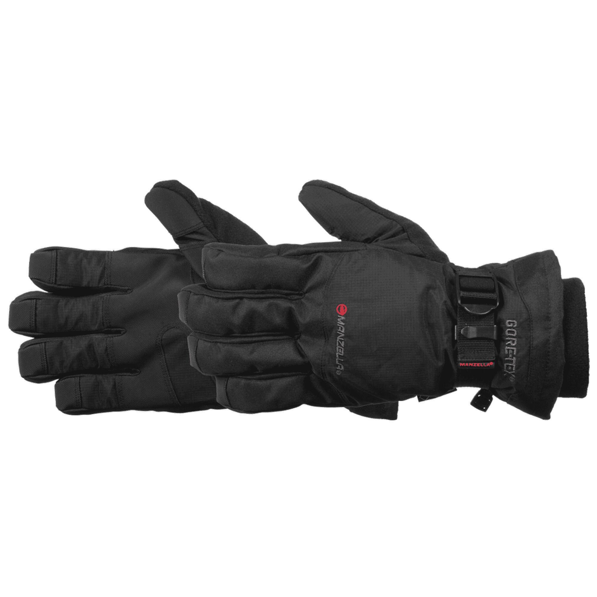 Manzella Men's Gore-Tex Stealth II Glove
