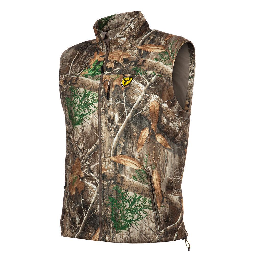 ScentBlocker Blocker Outdoors Men's Shield Series Wooltex Vest
