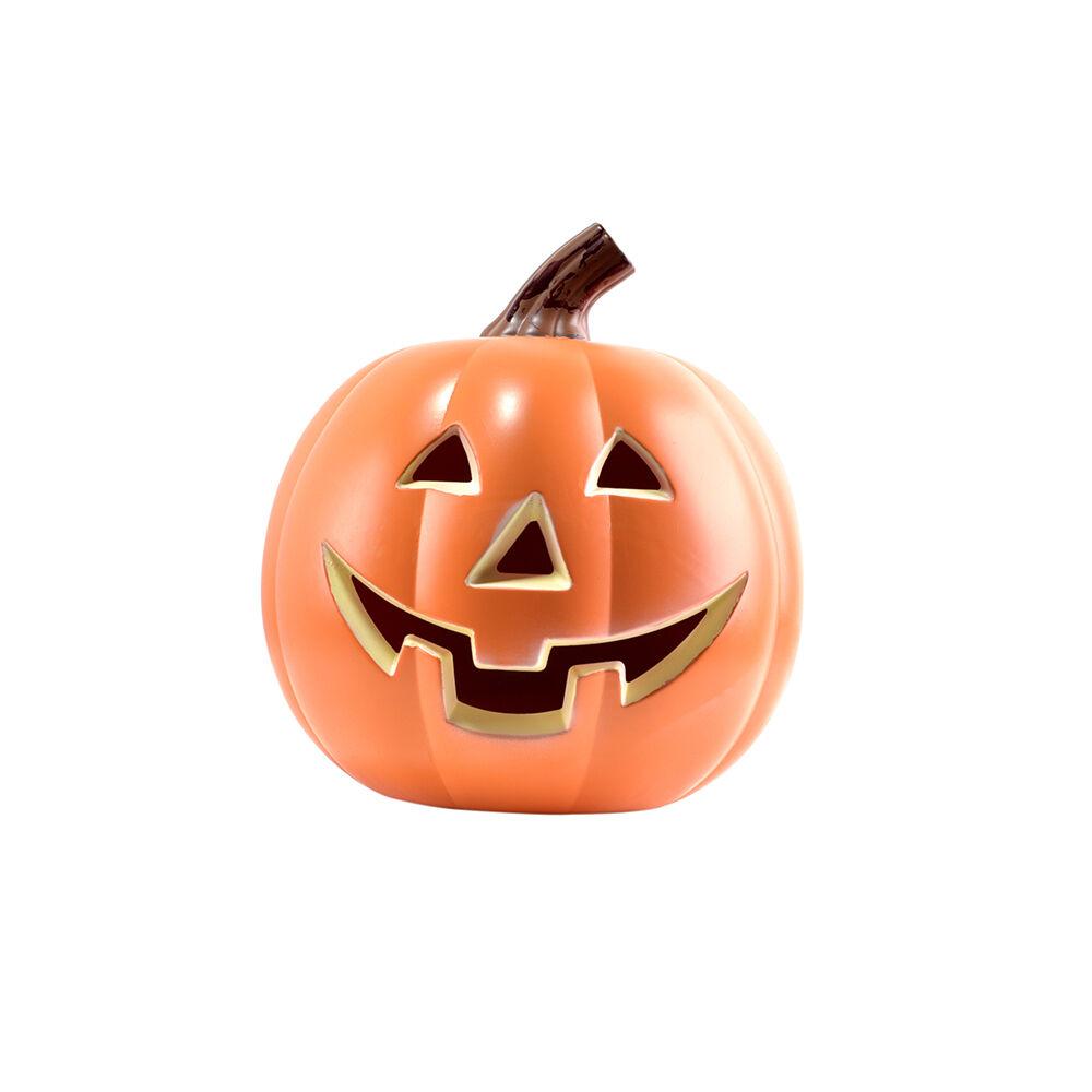 EpicXL Jack-O'-Lantern Pumpkin Bluetooth Speaker with Dancing Flames