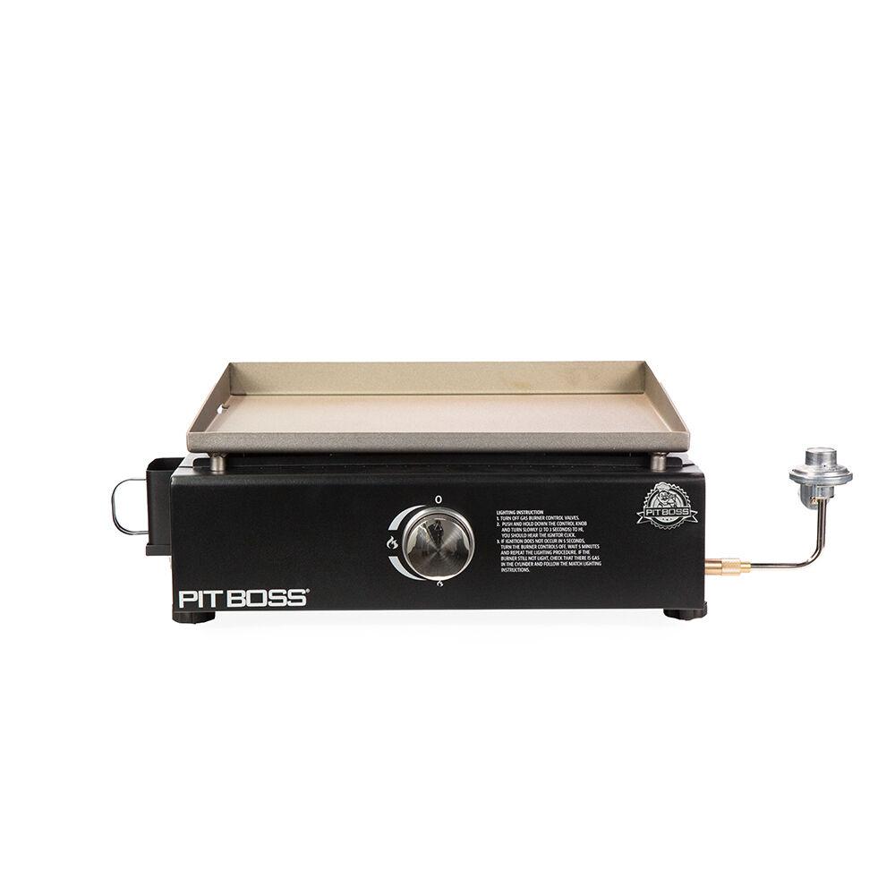Boss Pit Boss Tabletop 1-Burner Gas Griddle
