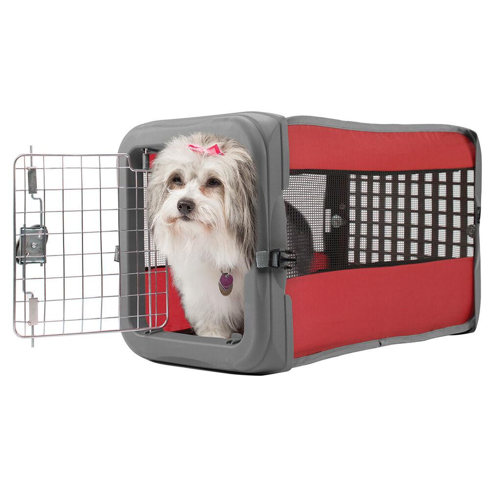 Sport Pet Pop Crate Folding Pet Kennel, Small