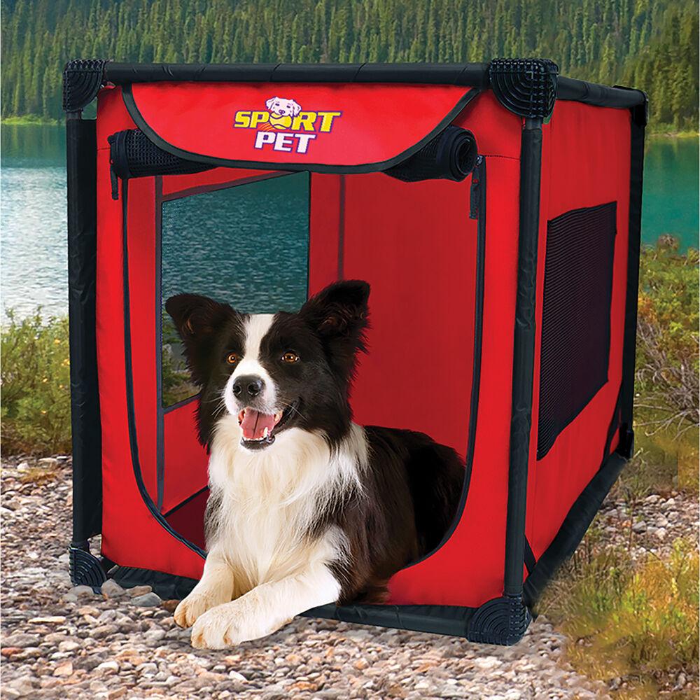 Sport Pet Portable Dog Kennel