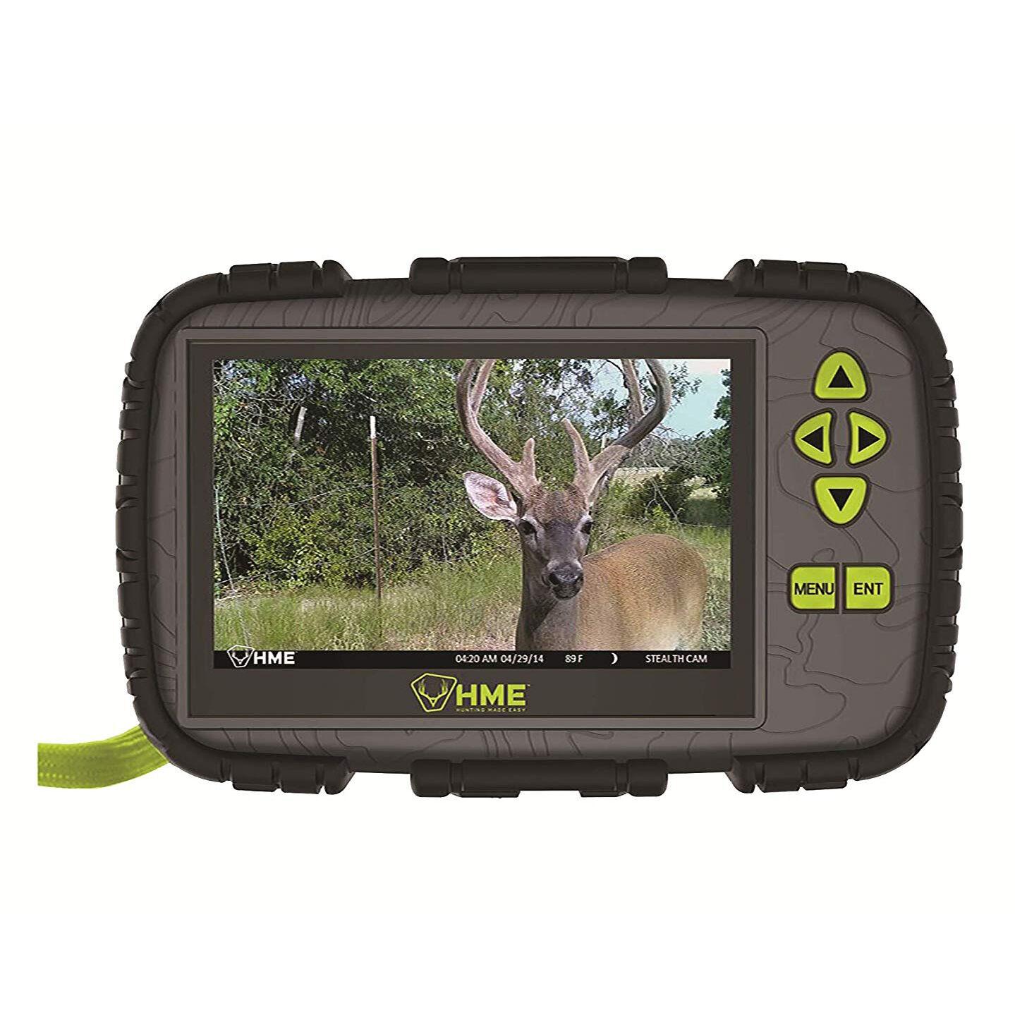 Stealth Cam HME SD Card Viewer w/LCD Screen