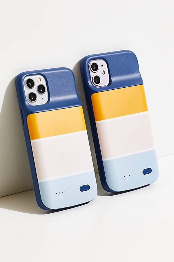 Casely Printed Charging Phone Case by Casely at Free People, Paint The Town, US 12