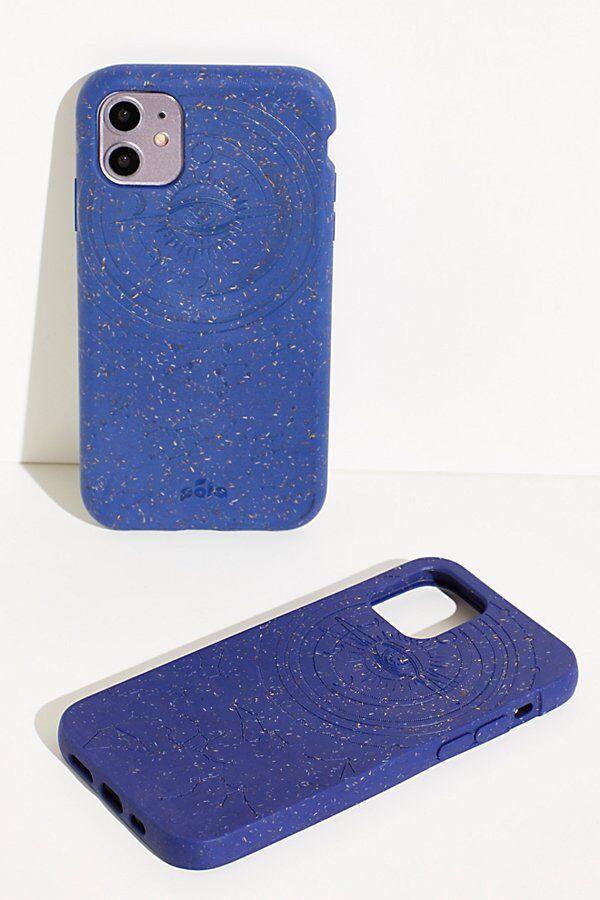 Pela Engraved Eco-Friendly Phone Case by Pela at Free People, Retrograde, Us 13/eu 44