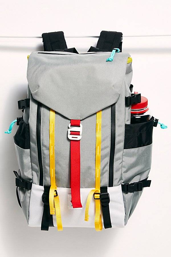Topo Designs Topo Outdoor Mountain Pack by Topo Designs at Free People, Silver, One Size