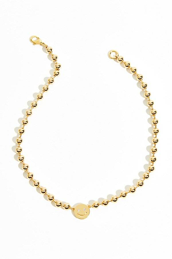 Sugar Blossom Birdie Necklace by Sugar Blossom at Free People, Gold, One Size