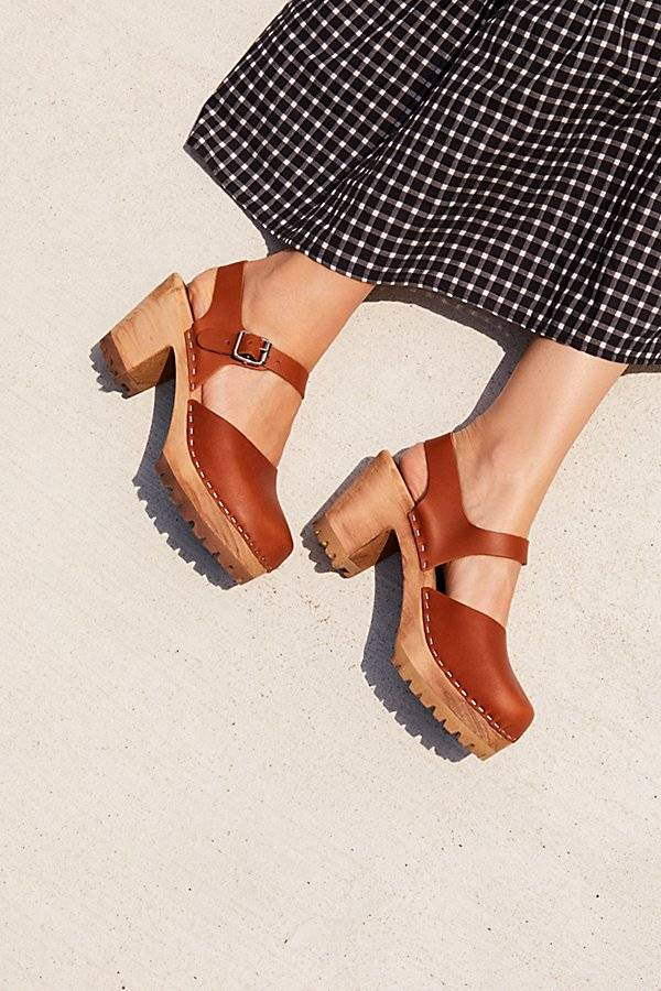 MIA Shoes Abby Clog by MIA Shoes at Free People, Luggage, EU 38