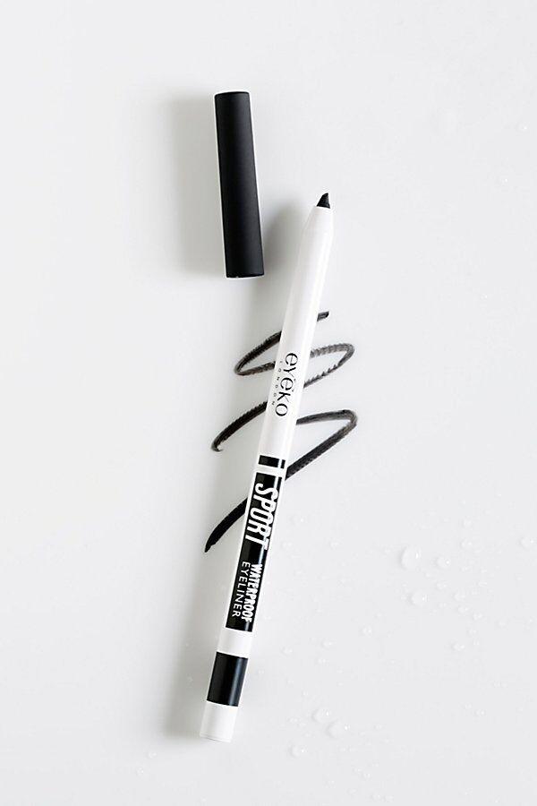 Eyeko Sport Waterproof Eyeliner by Eyeko at Free People, Black, One Size