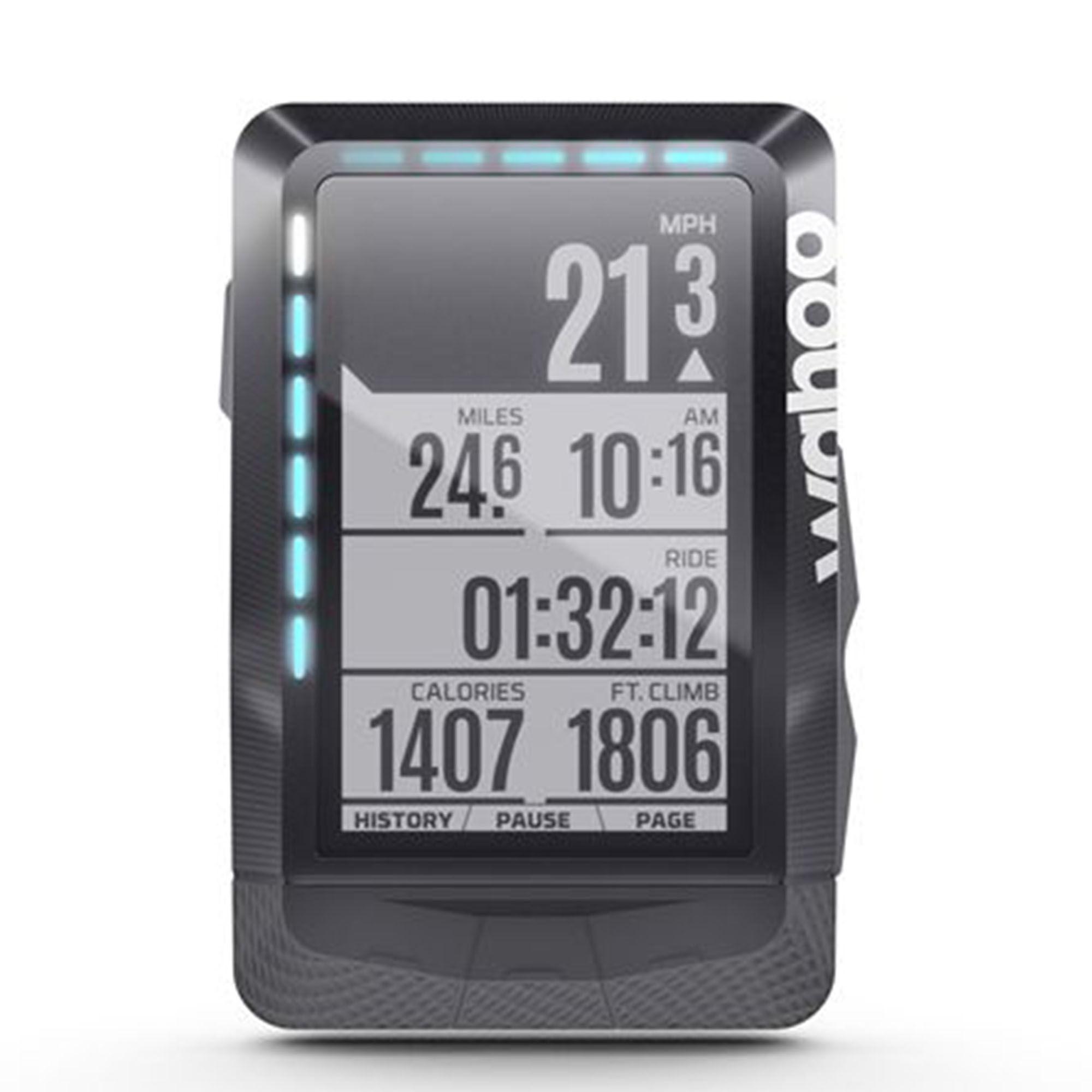 Wahoo Fitness Elemnt GPS Bike Computer  - Black - Size: One Size