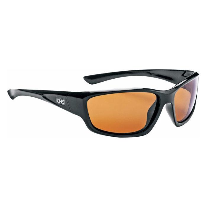 ONE by Optic Nerve Optic Nerve Avalanche Sunglasses  - Shiny Driftwood - Size: One Size