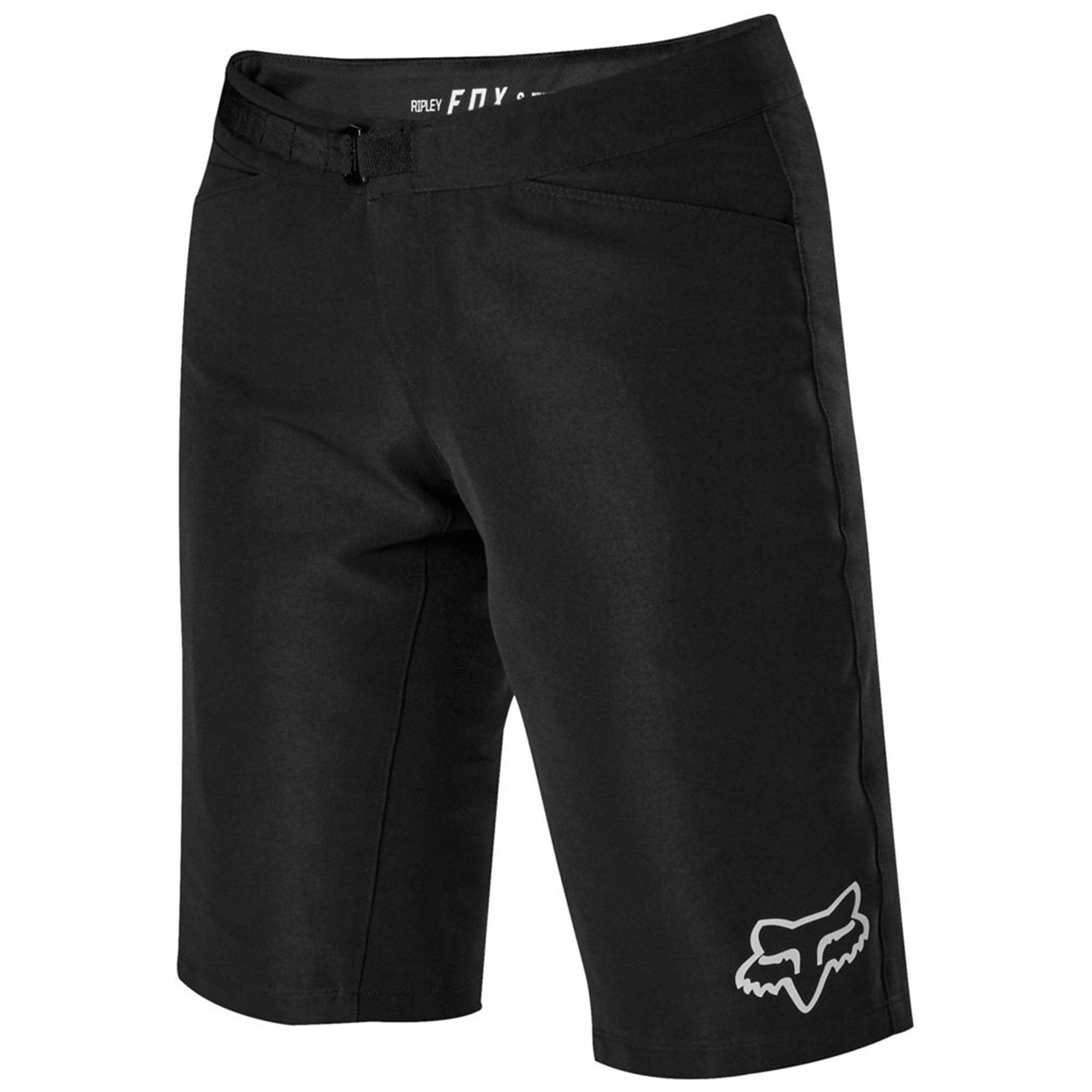 Fox Women's Ranger Cycling Shorts  - Black - Size: Small
