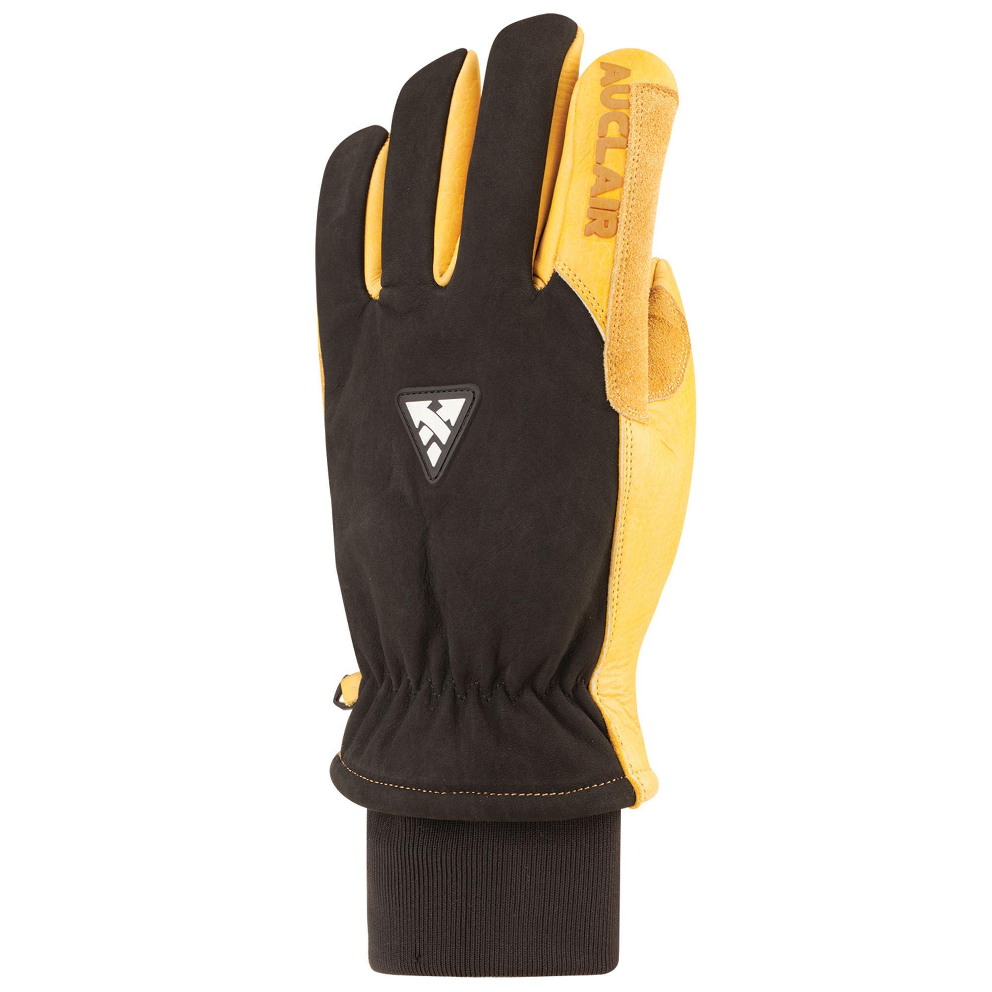 Auclair Sports Men's Western Ops Gloves  - Black/Gold - Size: Medium