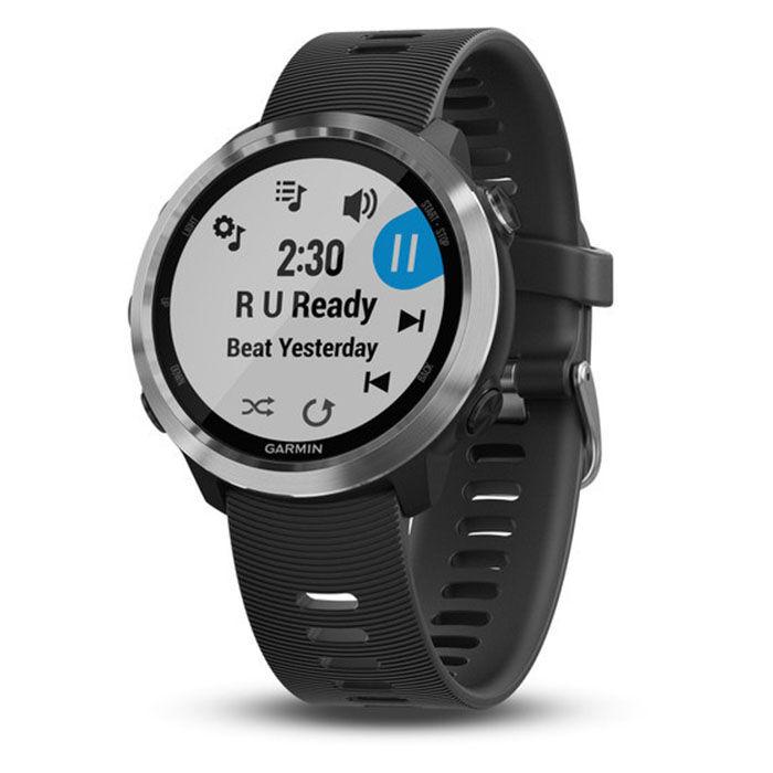 Garmin Forerunner 645 Music GPS Running Watch  - Cerise - Size: One Size