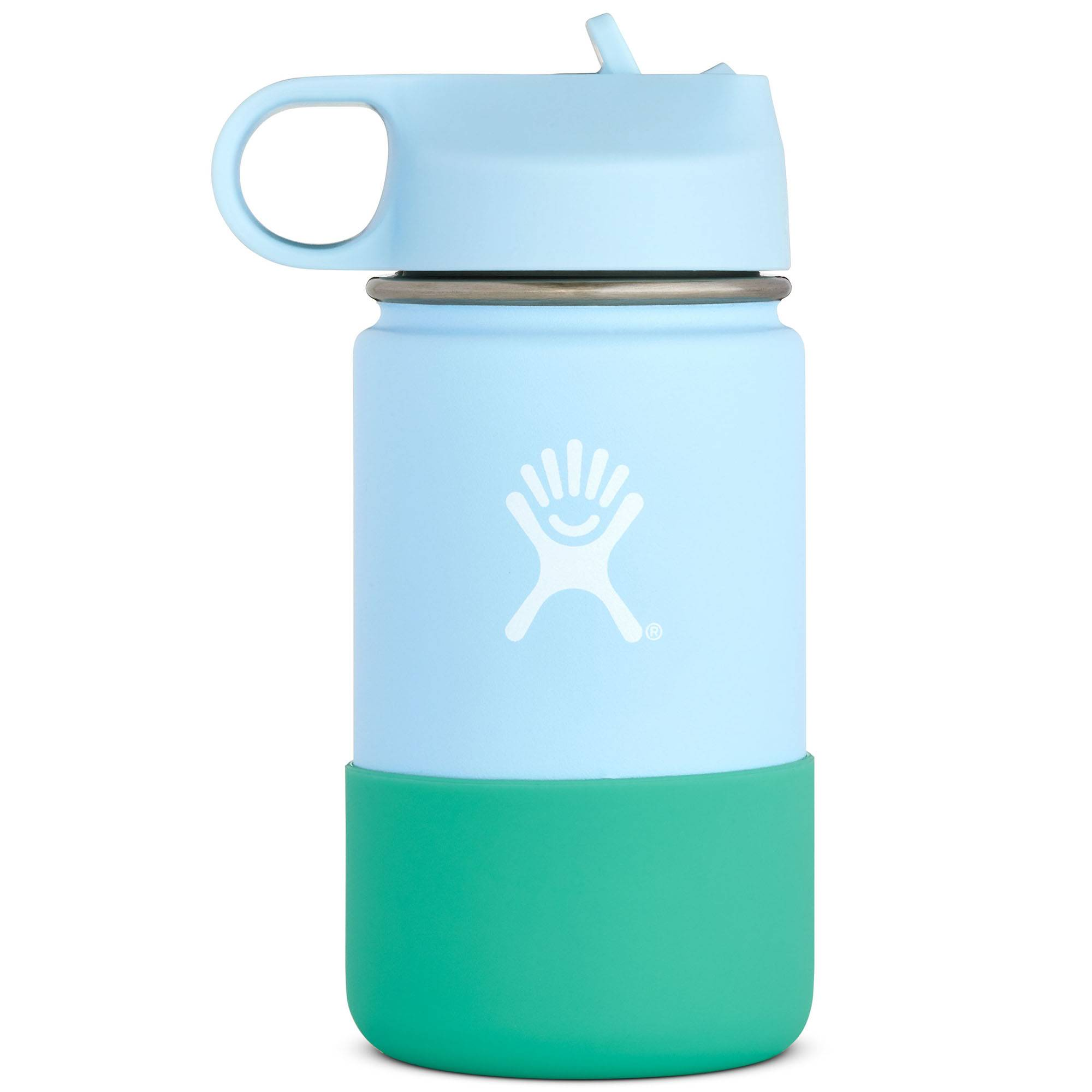 Hydro Flask Kids' 12 Oz Wide Mouth Bottle  - Frost - Size: 12 oz.