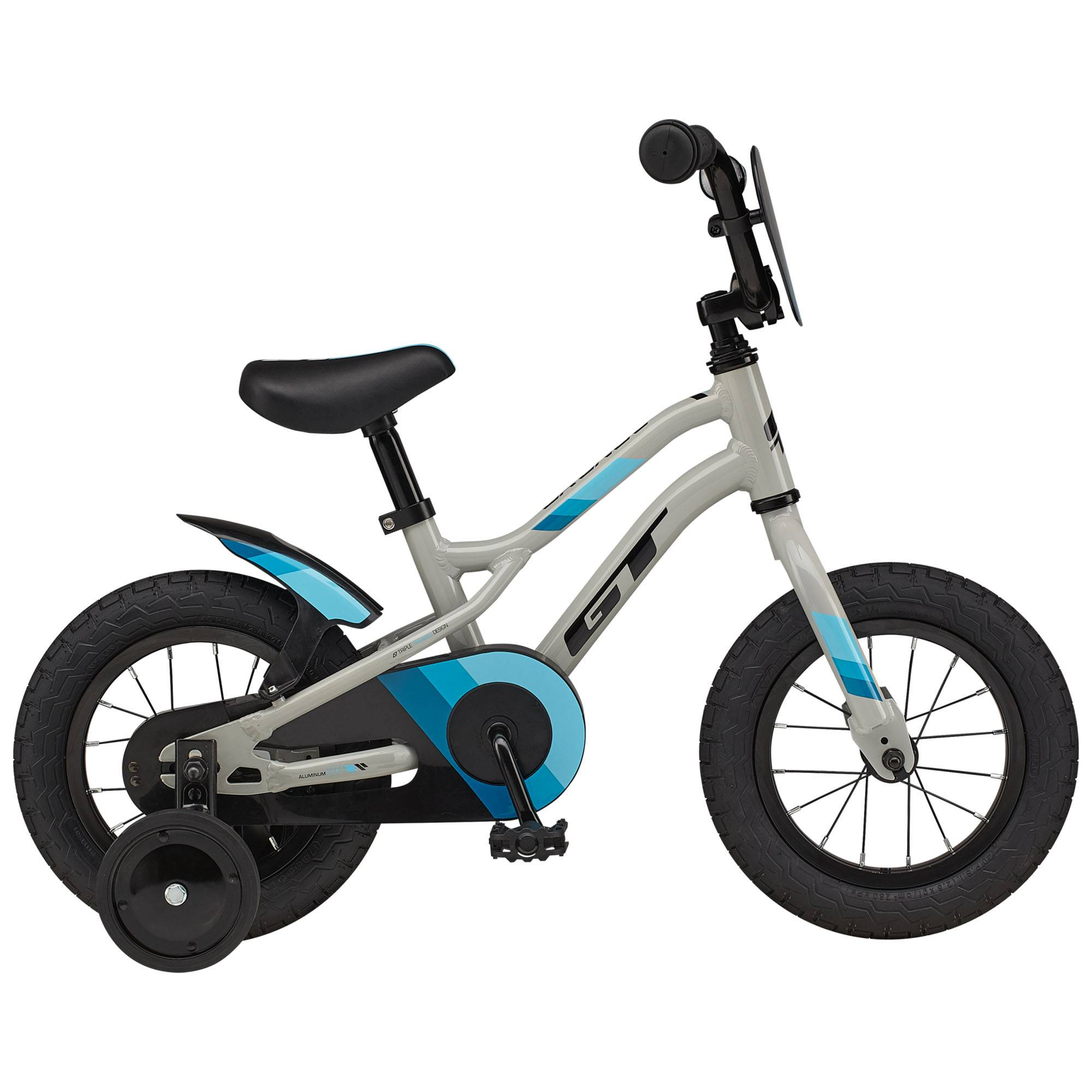 GT Bicycles Boy's Grunge 12 Kids' Bike '21  - Team Blue - Size: 12