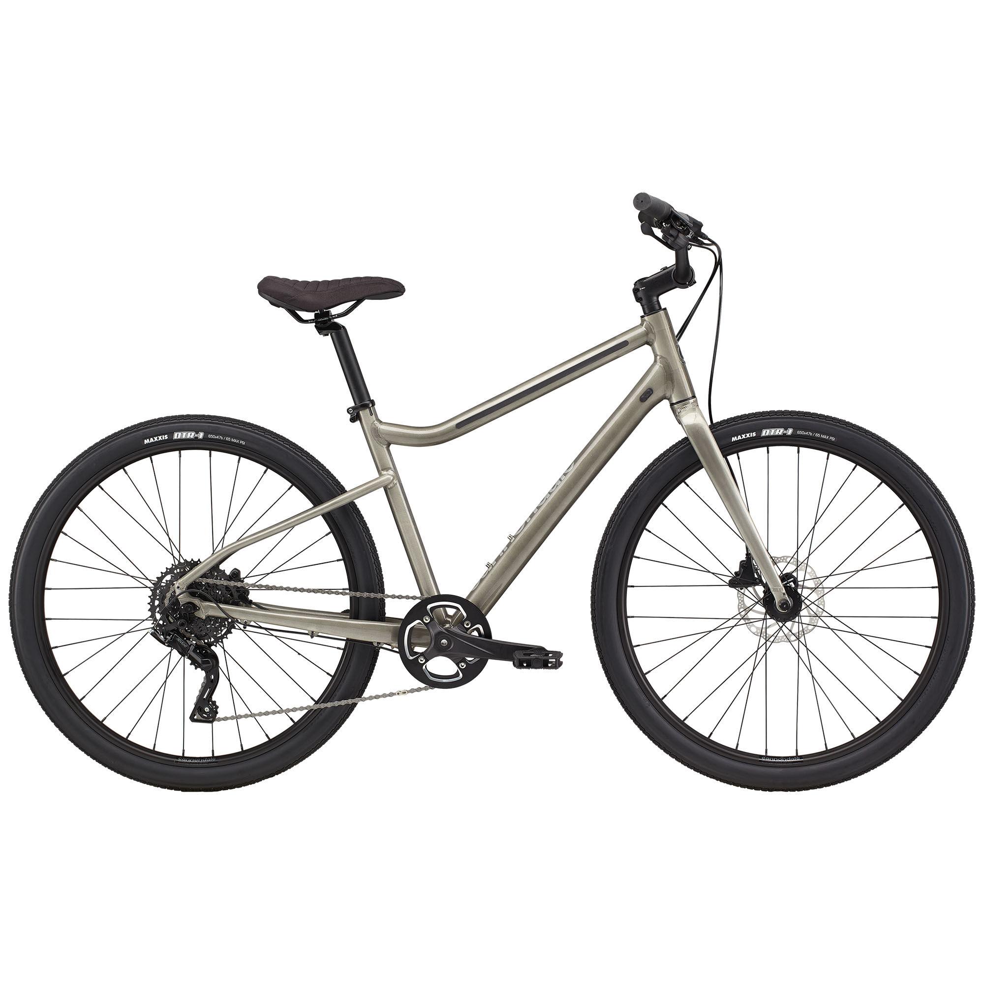 Cannondale Treadwell 2 LTD Urban Bike '21  - Raw - Size: Medium