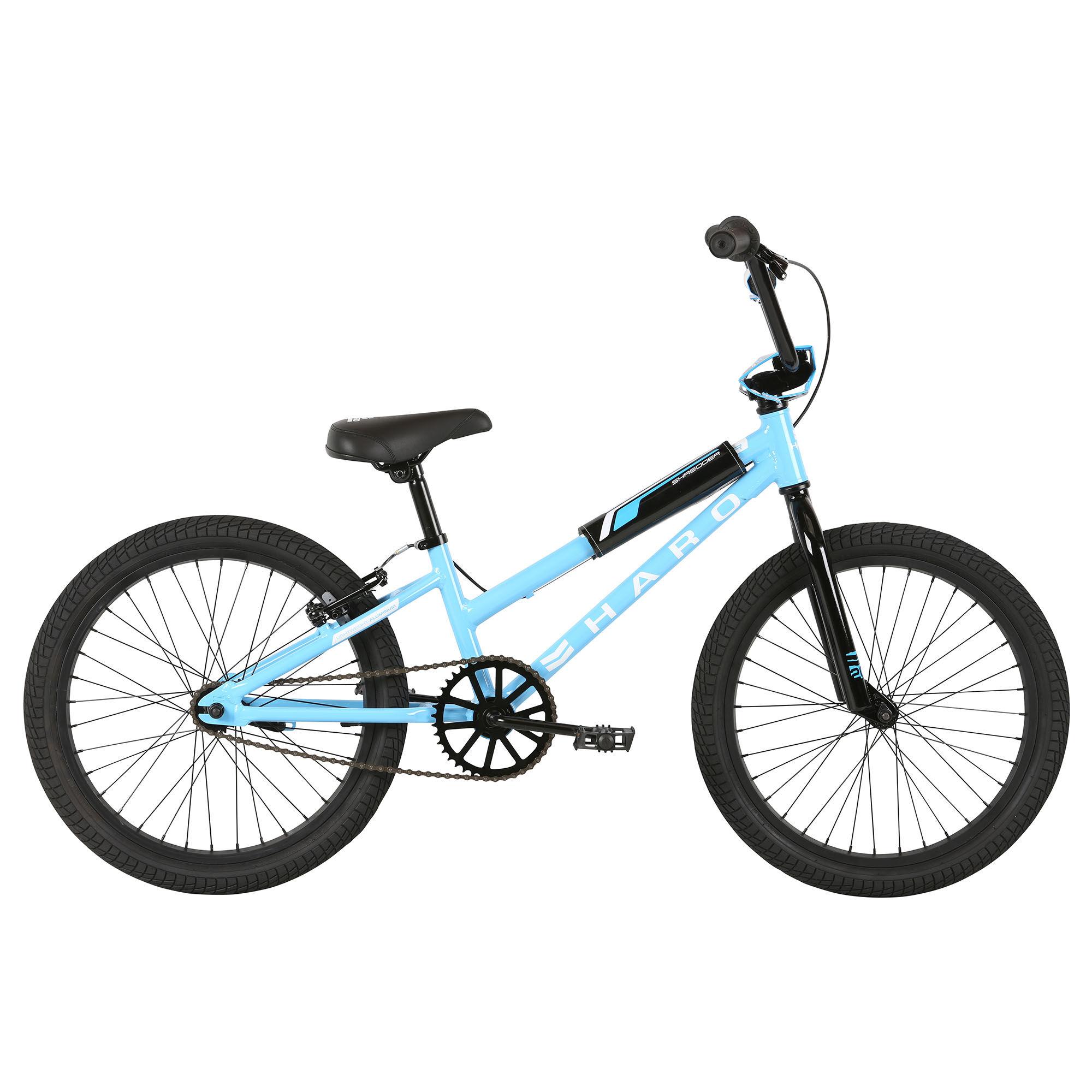 Haro Girl's Shredder 20 Sidewalk Bike '21  - Sky Blue - Size: 20