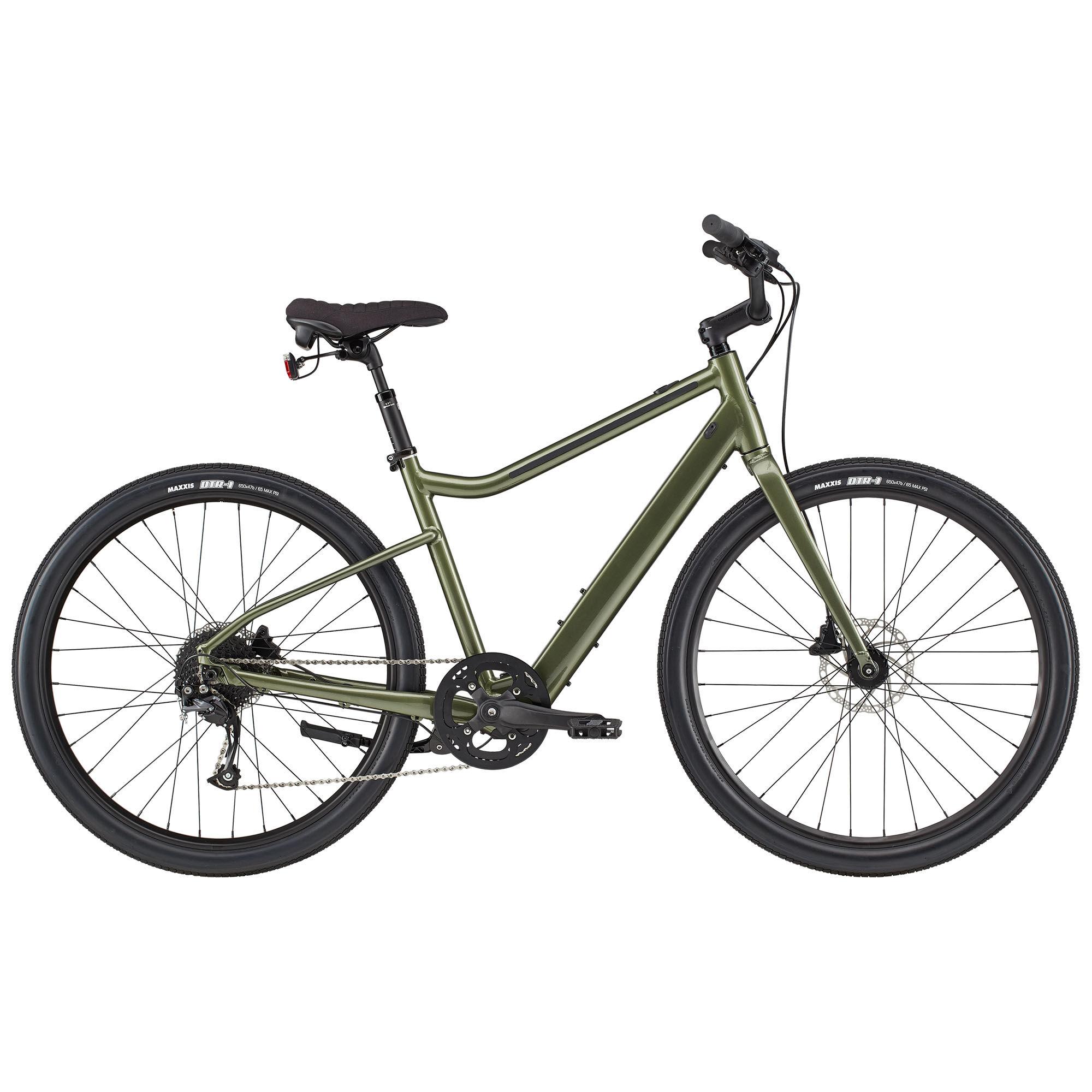Cannondale Men's Treadwell Neo Electric Bike '20  - Mantis - Size: Medium