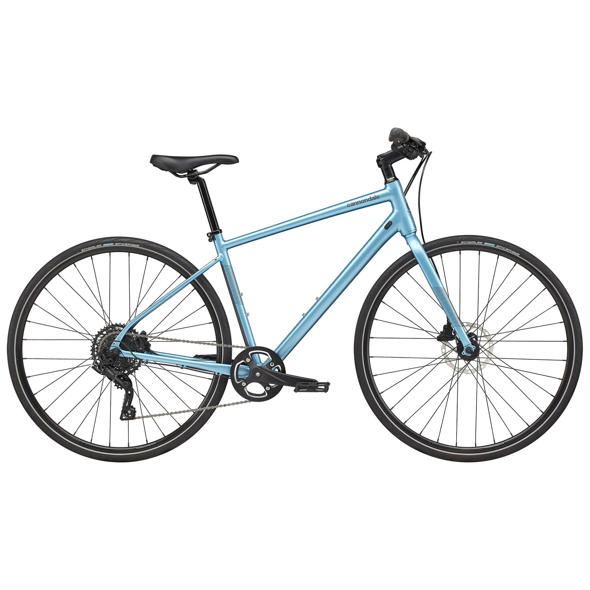 Cannondale Quick 4 Fitness Bike '21  - Alpine - Size: Large