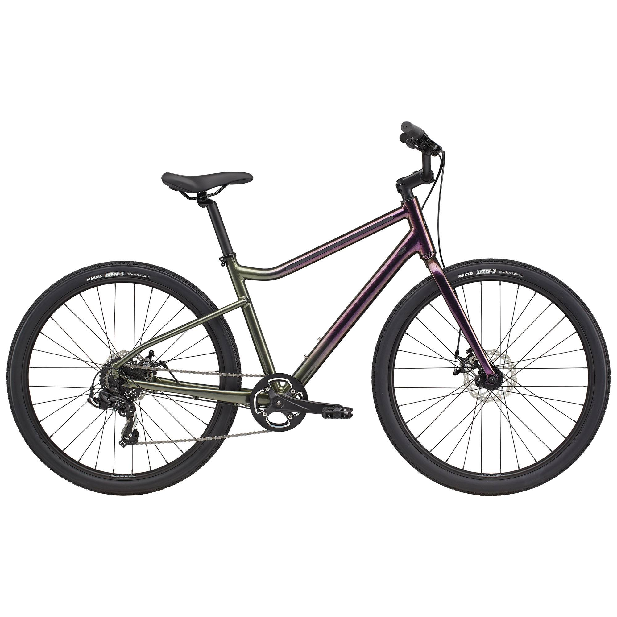 Cannondale Treadwell 3 LTD Urban Bike '21  - Highlighter - Size: Large