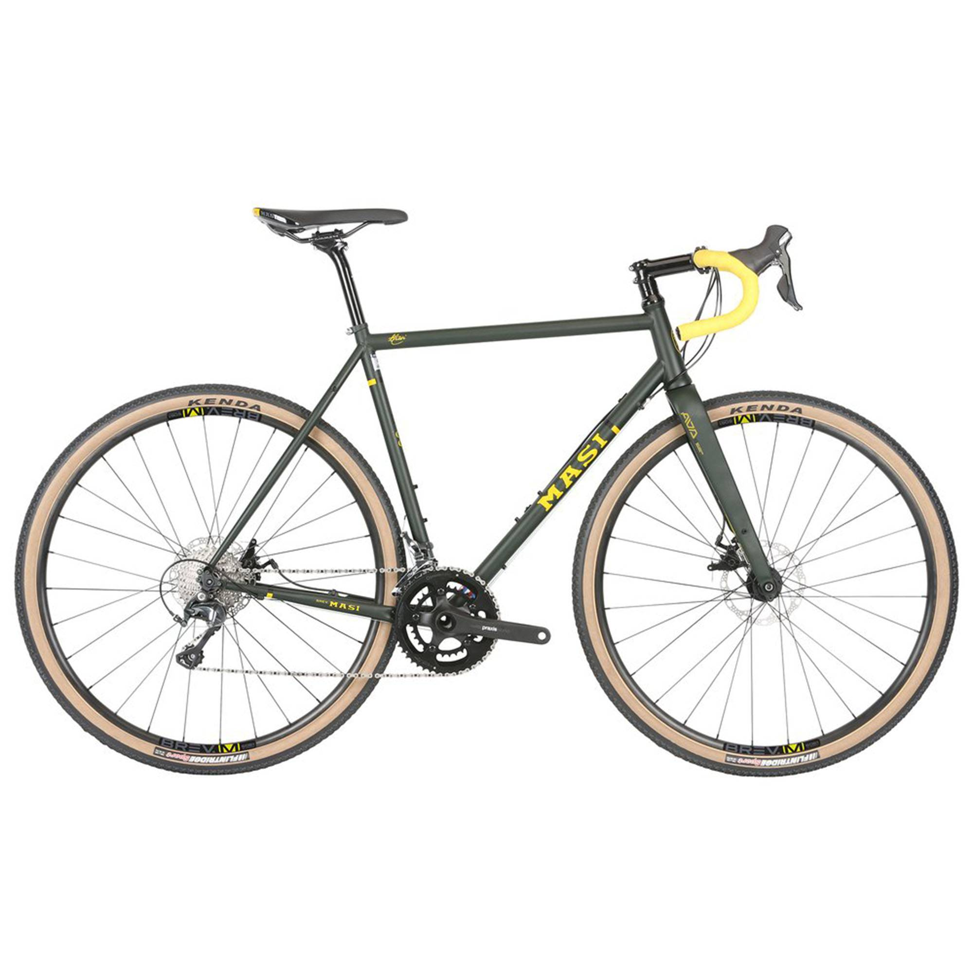 Masi CXGR Expert Gravel Bike '20  - Green - Size: 58