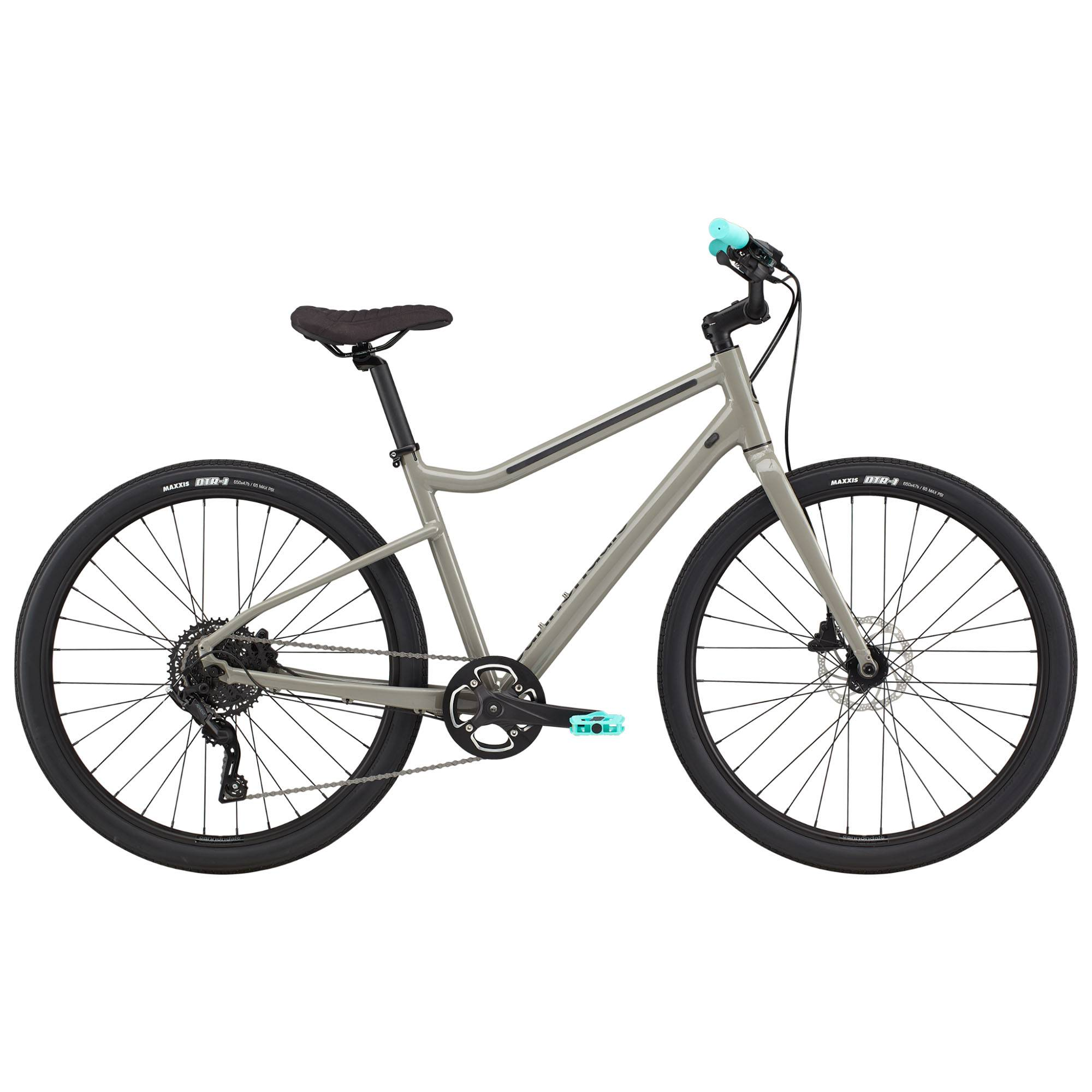 Cannondale Men's Treadwell 2 Urban Bike '21  - Stealth Grey - Size: Small