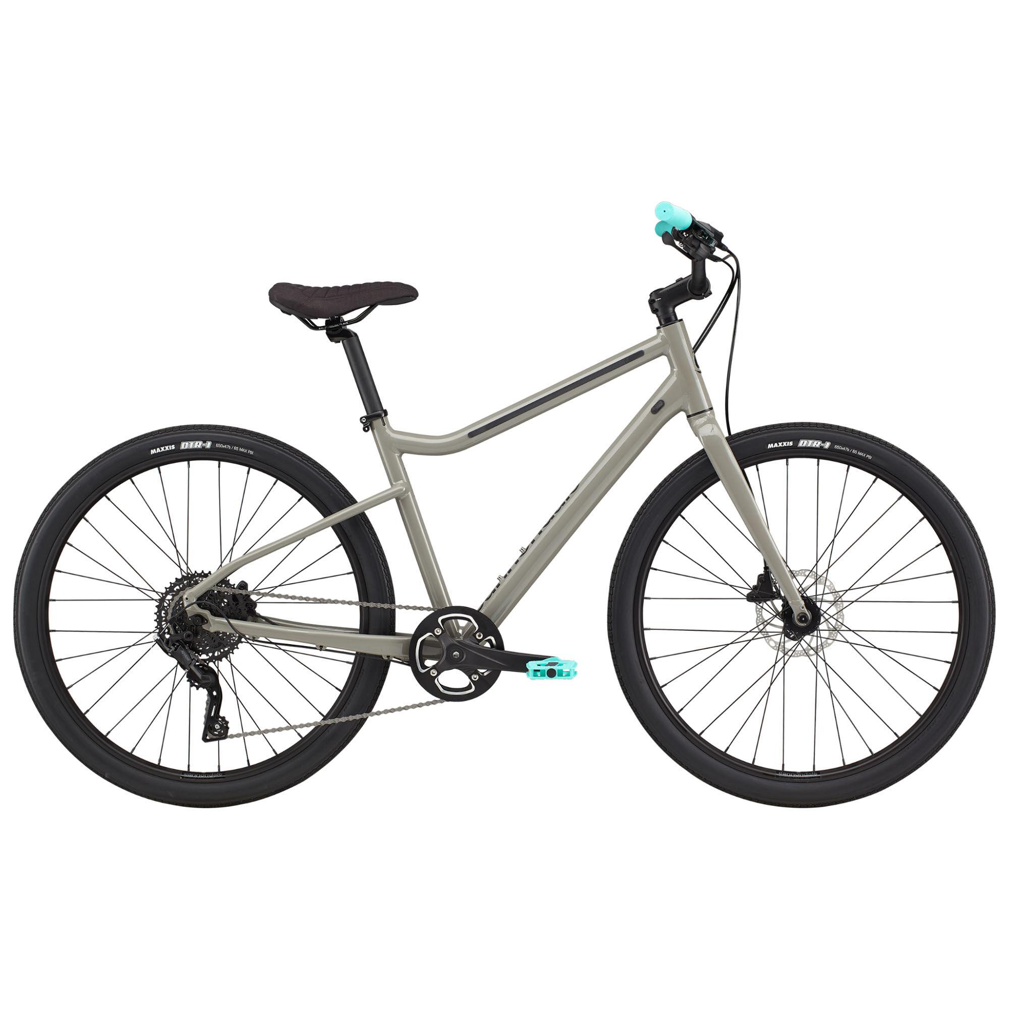 Cannondale Men's Treadwell 2 Urban Bike '21  - Stealth Grey - Size: Medium