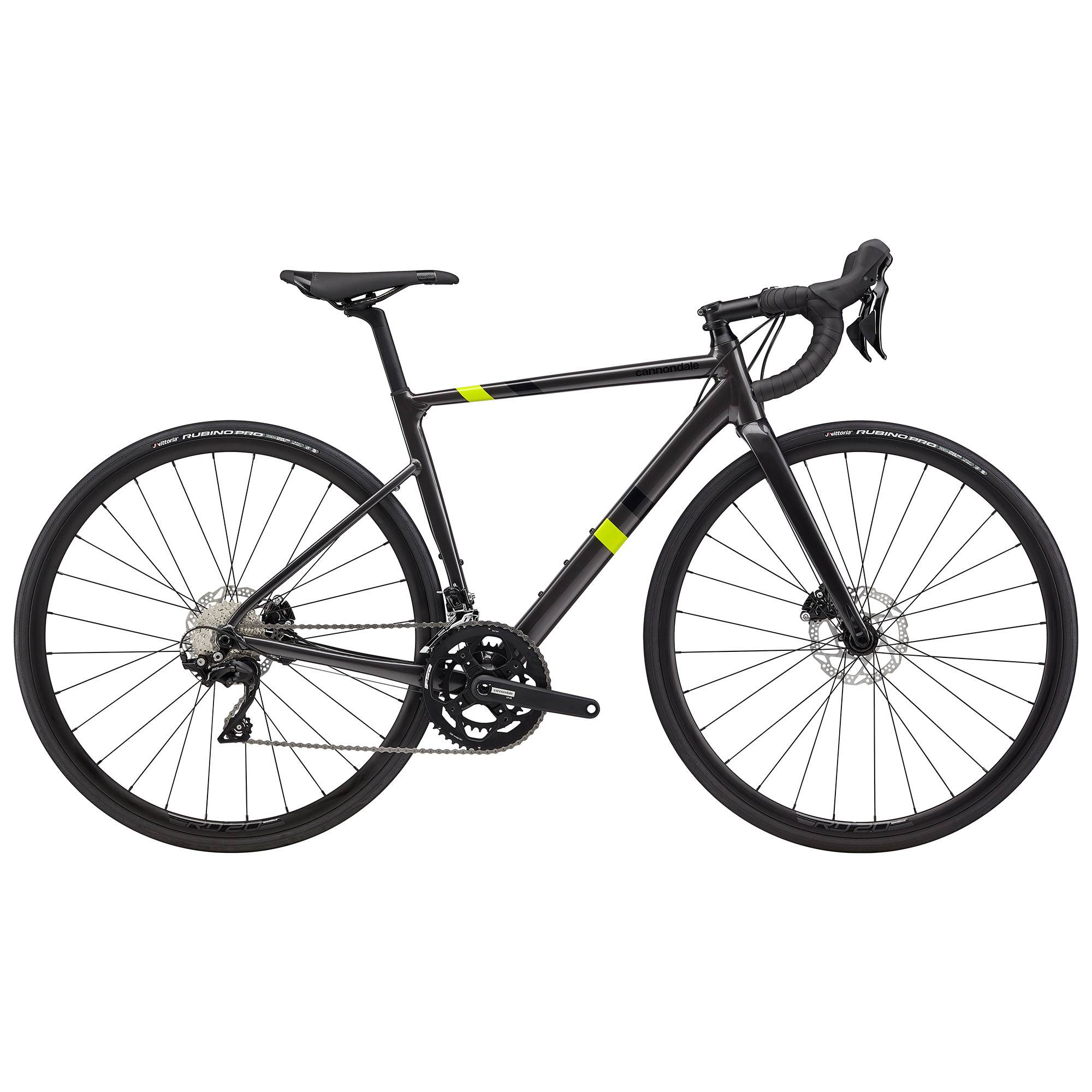 Cannondale Women's CAAD13 Disc 105 Performance Road Bike '20  - Graphite - Size: 48